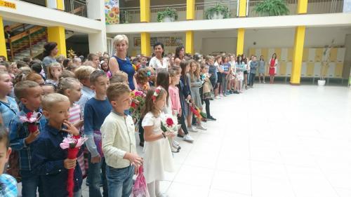Slávnostné otvorenie školského roka 2018/2019