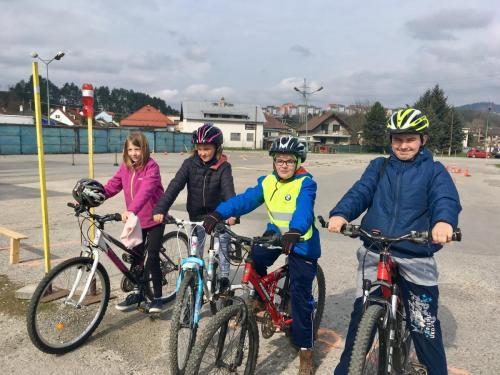 """',Na bicykli bezpečne"""" 2019"""