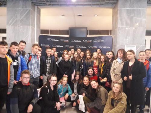 Divadelné predstavenie vBratislave
