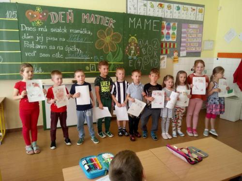 Návšteva Základnej školy v Hôrkach