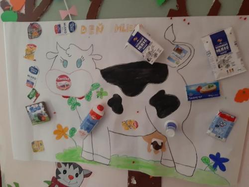 Svetový deň mlieka na školách 2019