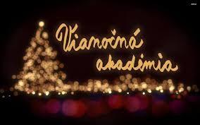 Vianočná akadémia 2019